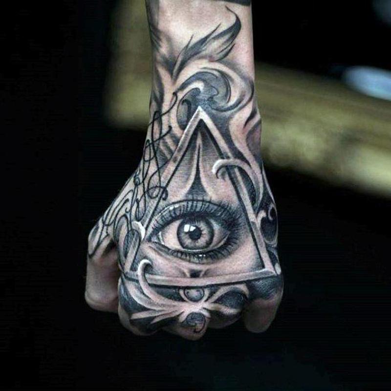 Illuminati Tattoo Designs Screenshot 3