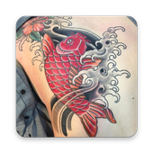 Koi Fish Tattoos icon