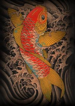 Koi Fish Tattoos screenshot 4