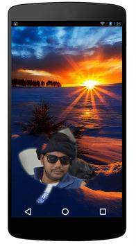 Sunset Photo Frames poster