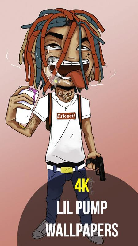Lil Pump Wallpapers 4k For Android Apk Download