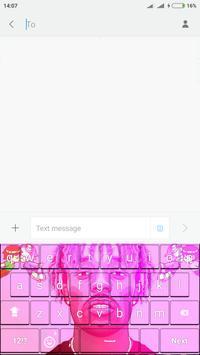 Lil Uzi Vert Wallpaper Keyboard screenshot 4