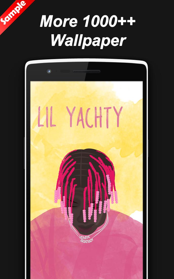 ... Lil Yachty Wallpaper HD screenshot 3