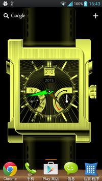 Cool Watch Live Wallpaper screenshot 2