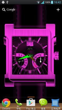 Cool Watch Live Wallpaper screenshot 3