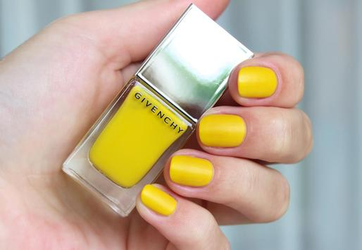 Mustard Yellow nails скриншот 3