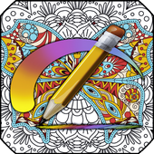 New Coloring Book 2017 - 新しいぬりえの本 2017 icon