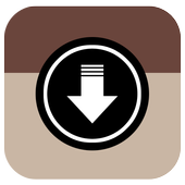 photo video downloader: instaD icon