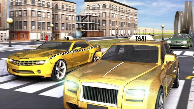 Limo Taxi Driver 2017 apk screenshot