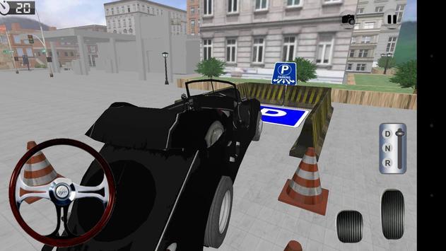 Limo Parking Simulator 3D screenshot 5