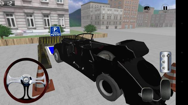 Limo Parking Simulator 3D screenshot 6