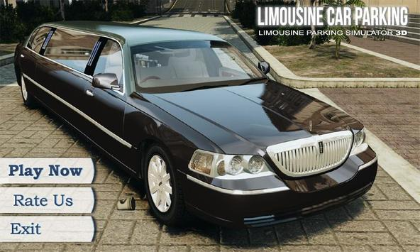 Limo Parking Simulator 3D poster