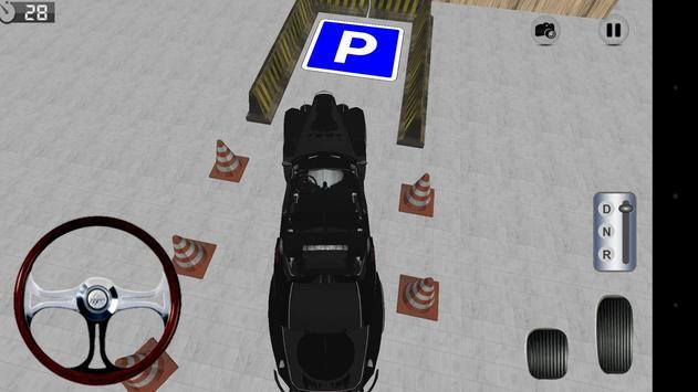 Limo Parking Simulator 3D screenshot 11