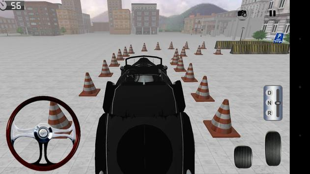 Limo Parking Simulator 3D screenshot 1