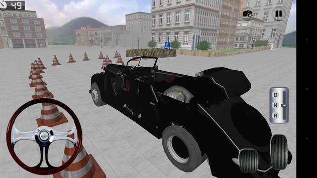 Limo Parking Simulator 3D screenshot 2