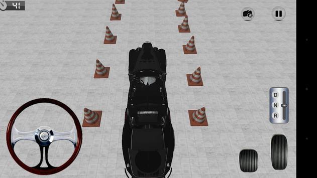 Limo Parking Simulator 3D screenshot 3
