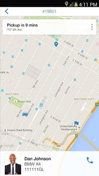 Metropolis Car Service, LLC apk تصوير الشاشة