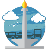 jakarta transportation info icon