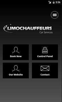 Limo Chauffeurs App apk screenshot