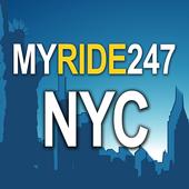 MyRide247 icon