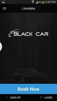 Black Car USA poster