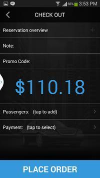 Black Car USA screenshot 4
