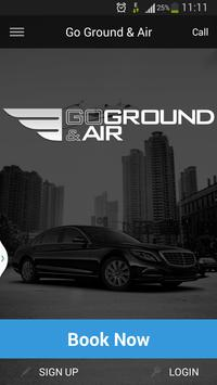 Go Ground & Air poster