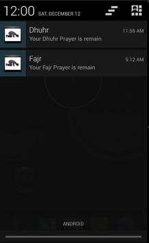 Muslim Prayer Time apk screenshot