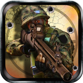 Special Army Shooting Training icon