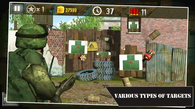 Special Army Shooting Training apk screenshot