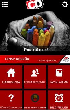 Cenap Düzgün Eğitim Kurumları apk screenshot