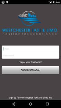 Westchester Taxi and Limo poster