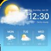 погода- прогноз погоды иконка