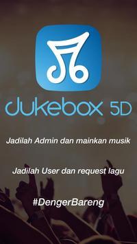 Jukebox 5D poster