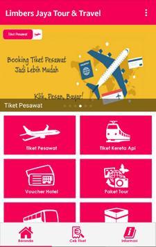Limber Jaya Tour & Travel 海報