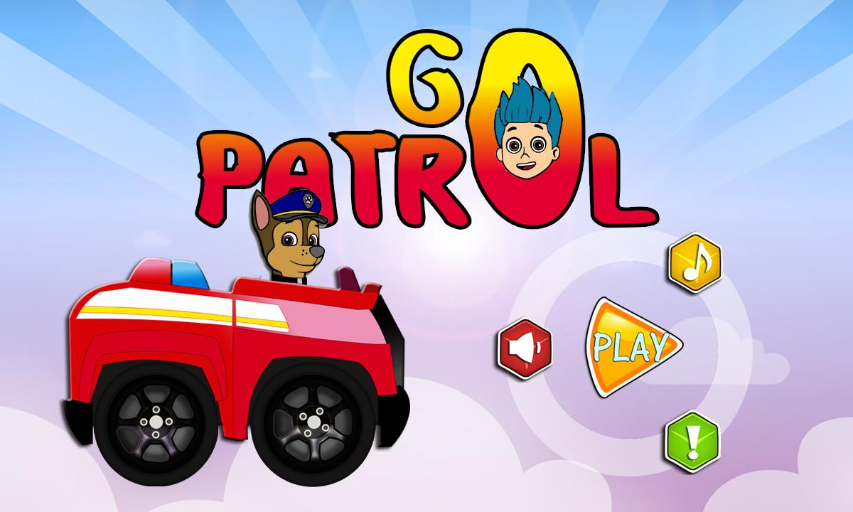 Go Patrol poster