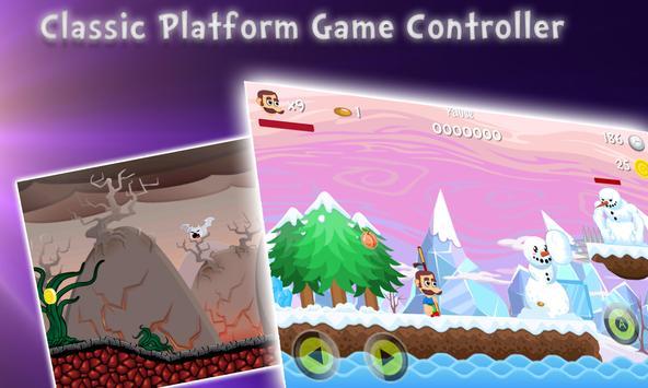 Super Mustache Run Adventure apk screenshot