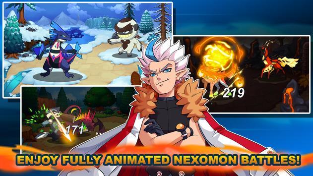 Nexomon スクリーンショット 4