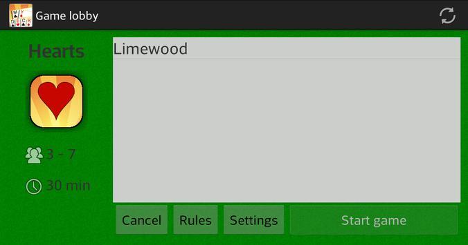 Card Deck Games apk screenshot