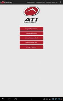 ATIPT Mobile Appointment screenshot 1