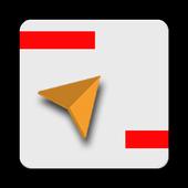 Gold Arrow icon