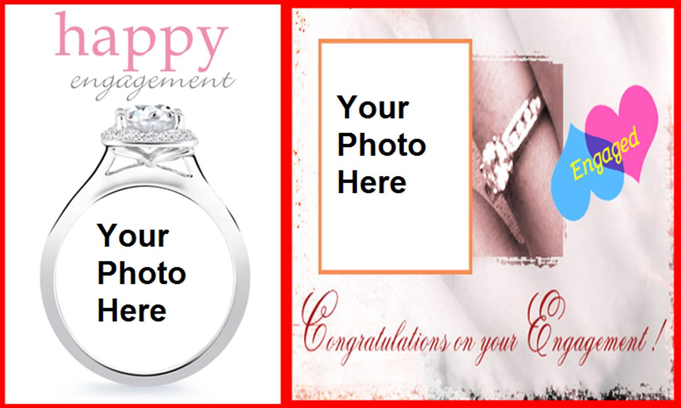 Engagement: Cards & Frames APK Download - Free Photography APP for ...