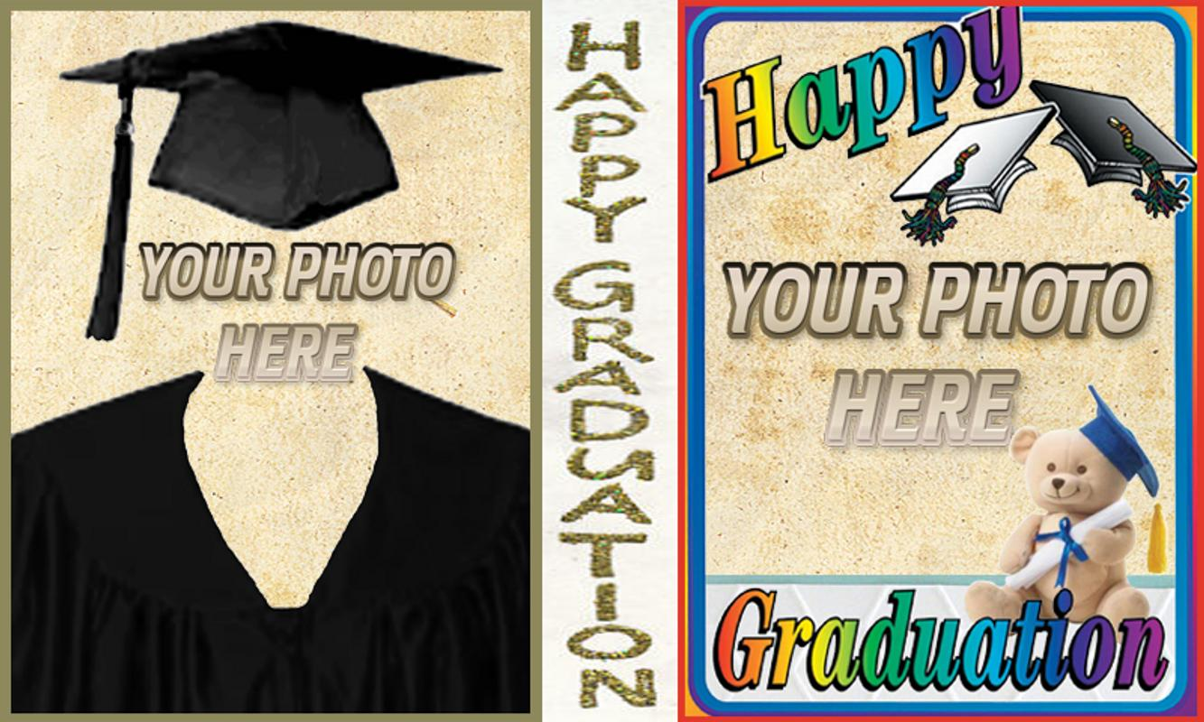 Graduation Day: Cards & Frames for Android - APK Download