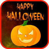 Happy Halloween: Cards & Frame icon