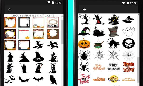 Happy Halloween: Cards & Frame apk screenshot