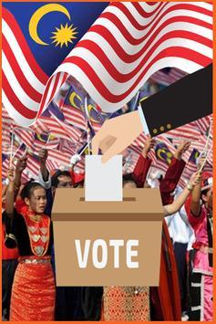 Semakan Pilihanraya Malaysia apk screenshot