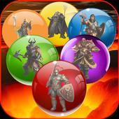 Stones Frenzy: Kingdom Hero icon