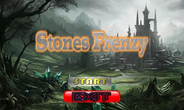 Stones Frenzy: Kingdom Hero poster