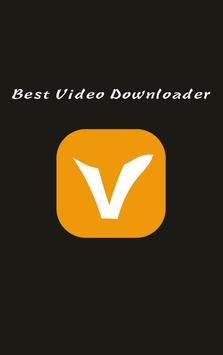 Just Video downloader poster