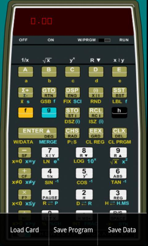 HP Calculator Emulators for the PC - hpcalc.org - HP48 ...